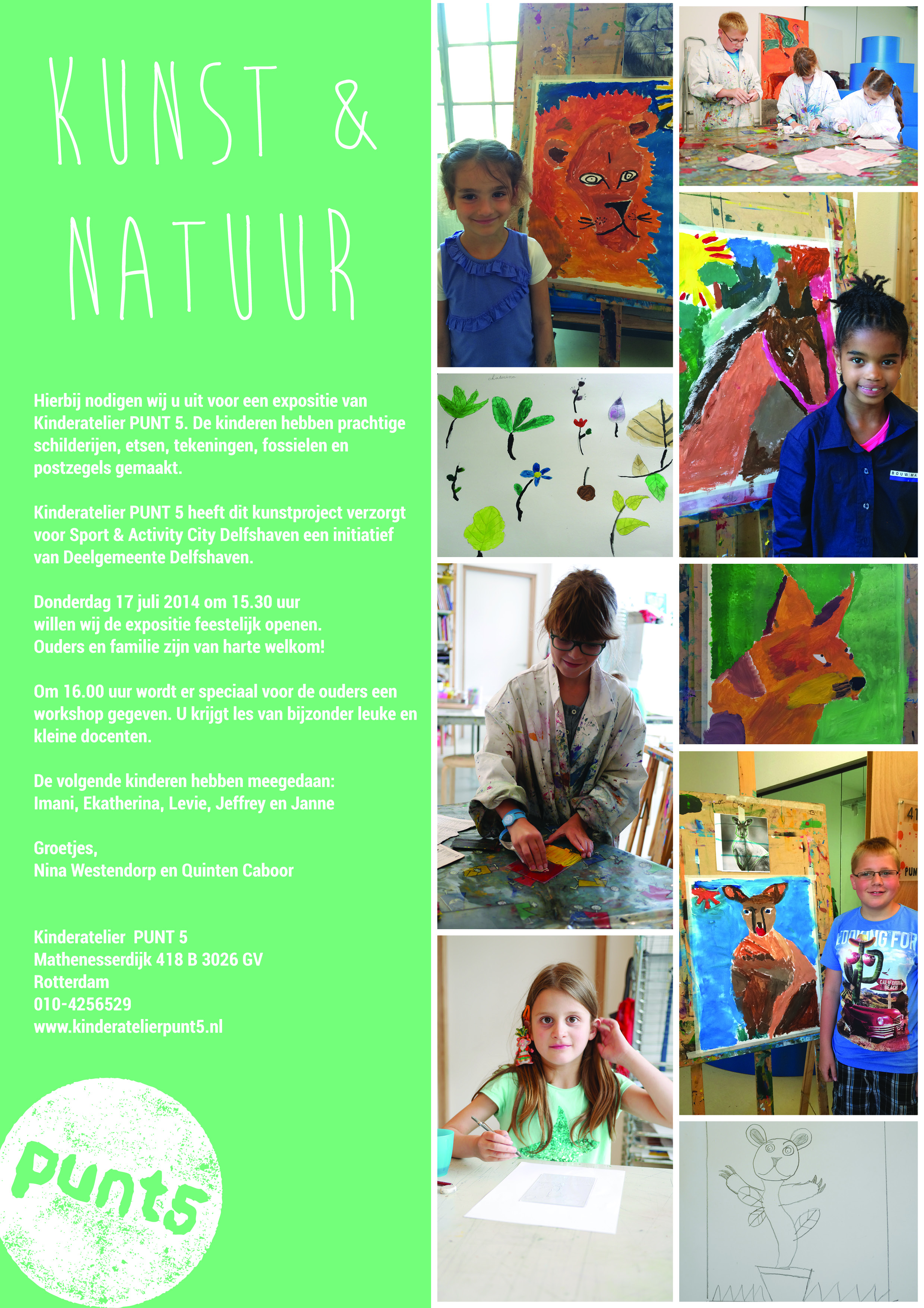 Expo s&a kunst en natuur