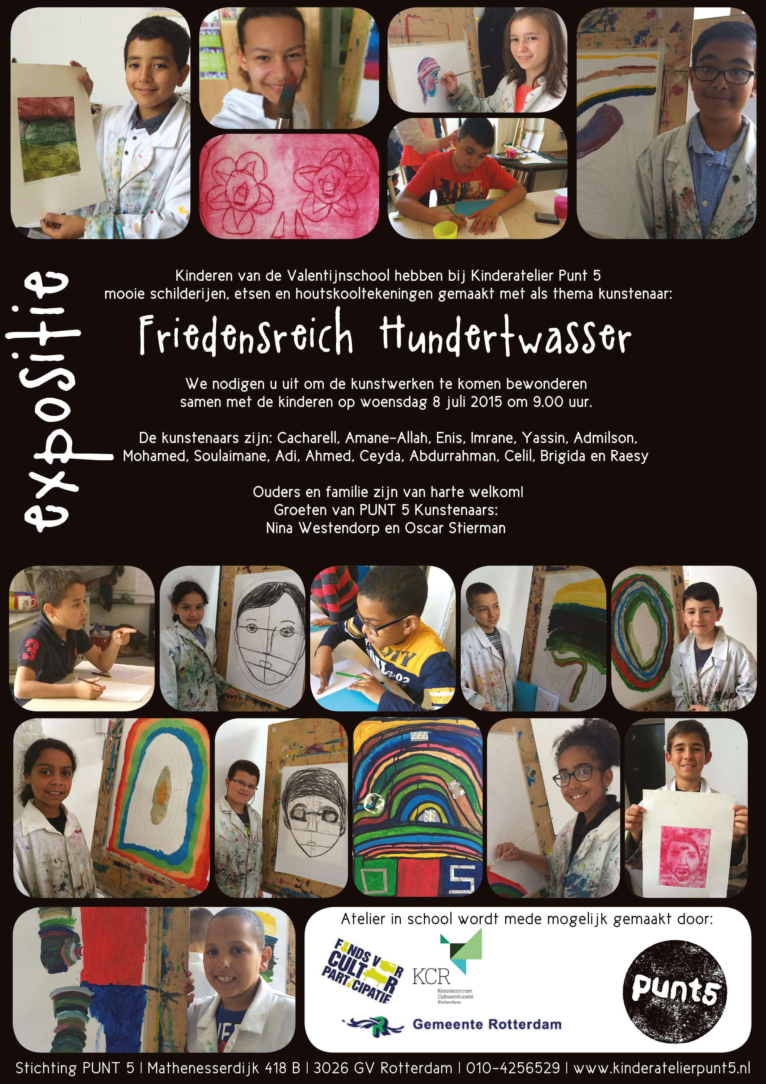 Hundertwasser flyer.indd